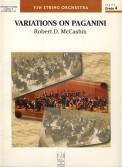 Variations On Paganini