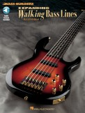 Expanding Walking Bass Lines (Bk/Cd)