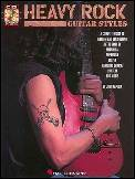 Heavy Rock Guitar Styles (Bk/Cd)