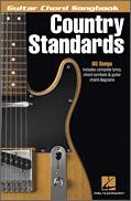 Guitar Chord Songbook Country Standards