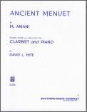Ancient Menuet