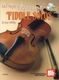 Beginning Fiddle Solos (Bk/Cd)