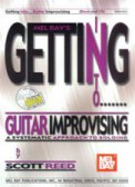 Getting Into Guitar Improvising (Bk/Cd)
