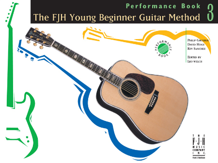 Performance Bk 3 Fjh Young Beg Guitar Me