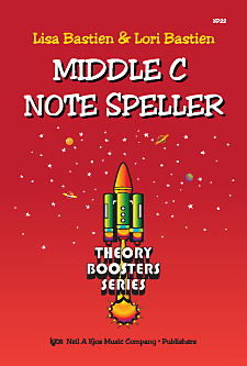 Middle C Notespeller