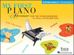 My First Piano Writing Bk A