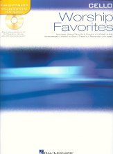Worship Favorites (Bk/Cd)