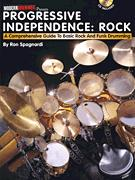 Progressive Independence: Rock (Bk/Cd)