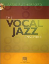 The Vocal Jazz Ensemble (Bk/Cd)