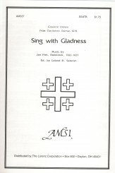 Sing With Gladness