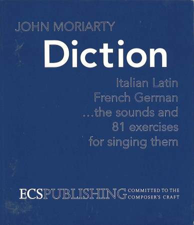 Diction Italian Latin French German