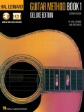 Hal Leonard Guitar Method Bk 1 Deluxe Ed