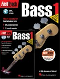 Fasttrack Bass 1 (Bk/CD/Dvd)