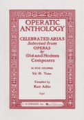 Operatic Anthology Vol 3