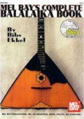 Complete Balalaika Book (Bk/Cd)