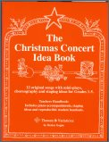 Christmas Concert Idea Book, The