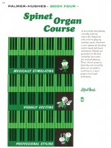 Spinet Organ Course Bk 4
