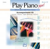 Play Piano Now Bk 1 (Cd)