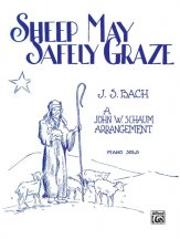 sheep may safely graze organ pdf