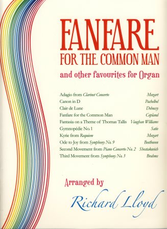 FANFARE FOR THE COMMON MAN AND OTHER FAV