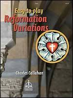 Easy To Play Reformation Variations