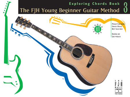 Exploring Chords Bk 3 Fjh Young Beg Guit