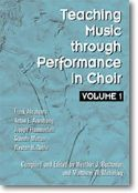 Teaching Music Through Perf/Choir Vol 1