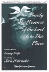 Surely The Presence of The Lord Is In Th