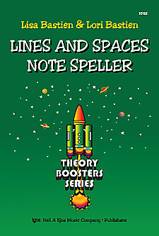Lines and Spaces Notespeller
