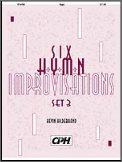 Six Hymn Improvisations Set 3