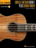 Ukulele Method Book 1 Plus Chord Finder