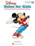 Disney Solos For Kids (Bk/Cd)