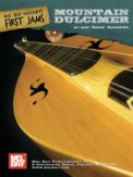 First Jams Mountain Dulcimer (Bk/Cd)