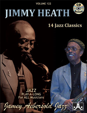 Jimmy Heath Vol 122 (Bk/Cd)