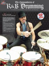 Commandments of R&b Drumming (Bk/Cd), Th