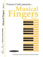 Musical Fingers Bk 1