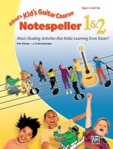 Alfred's Kid's Guitar Course Notespeller