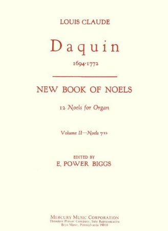 NEW BOOK OF NOELS VOL 2 NOELS 7-12