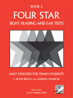 Four Star Sight Reading and Ear Tests 2