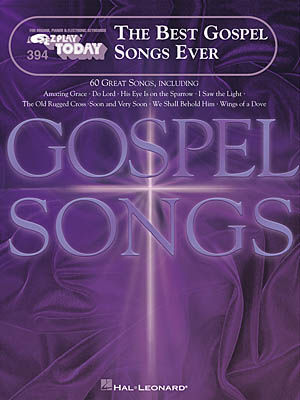 The best gospel songs ever 394 sheet music by newell for The best house music ever