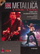 Metallica 1988-1996 (Bk/Cd)