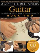 Absolute Beginners Guitar Bk 2 (Bk/Cd)