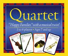 Musical Happy Families Quartet