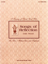 Songs of Reflection - Low Voice