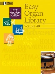 Easy Organ Library Vol 48