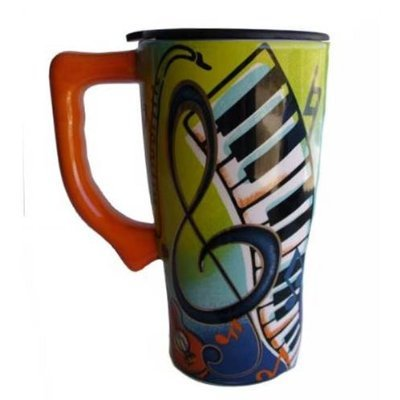 Mug: Music Travel Mug