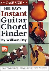 Instant Guitar Chord Finder (Case Size)
