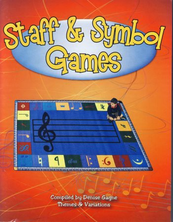 Staff and Symbol Games