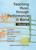 Teaching Music Through Perf/Band V10
