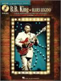 B B King Blues Legend (Bk/Cd)